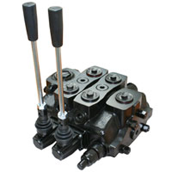 Flowfit hydraulic 1   Slice Valve One Bank