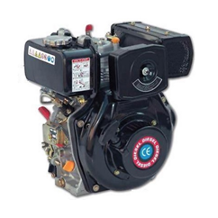 Hailin 4.2 HP single cylinder air cooled diesel engine