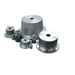 Drive coupling motor half only for group 3 gear pump, 55Kw Electric motor, motor frame size D250