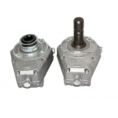 Hydraulic series 60000 PTO gearbox, group 2 male shaft, ratio 1:3 10Kw 33-60001-4