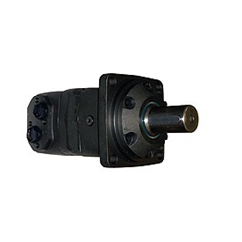 M+S Hydraulic Motor, 160°CC/Rev 4 bolt mount, 40mm straight keyed shaft