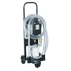 Hydraulic HF10 filtration unit, 240 volts