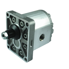 Hydraulic Group 2 gear motors, Clockwise 4CC