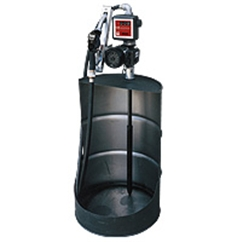 Drum and tank transfer unit, 230 voltage, 28 litres a minute flowrate