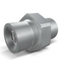 Hydraulic inline male check valve, VU MM 1/4 , 1BAR