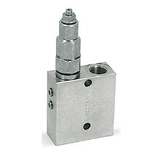 Hydraulic sequence valves, 3/8   bsp