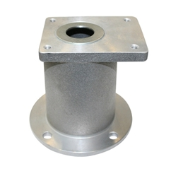 Bell Housing for group 2 pump to Honda engine GX240, GX270 GX340, GX390 and Loncin engine G240, G270, G340, G390