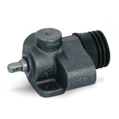 Hydraulic end stroke valve, normally closed 3/8