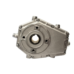 Hydraulic series 960°1 speed reduction gearbox group 3 SAE A dia.25 ratio 1:3,8 Femalee through-shaft 39-960°1-6/27