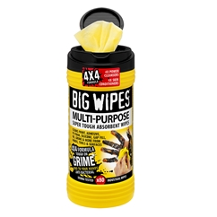 Industrial Big Cleaning Wipes 80