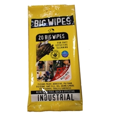 Industrial Big Wipes 20