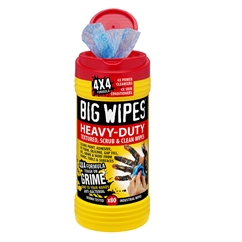 Industrial Plus Big Wipes 80