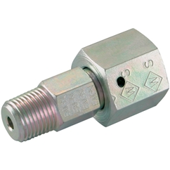 Standpipes, NPT, Light Duty, Thread Size 1/8'', OD 6mm