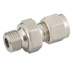 Male Connectors, Male Thread-RS, 1/8  BSPT, hose OD 3mm