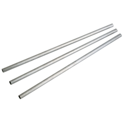 316 Stainless Steel Tube, Seamless ASTM A269, Metric, 6 Metre Lengths, Outside Diameter 6mm, Wall Thickness 1.0mm