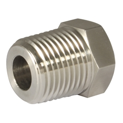 Reducing Bushes, Male x Female, NPT, Male NPT 1/8'' x 1/16'' Female NPT