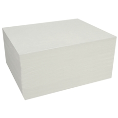 Oil Absorbent Heavy Duty Pads, 100 Pads Per Pack, 40cm x 50cm, Absorbency Per Pack 108 Litre