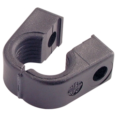 RSB Series O Clamps, Single Polyamide 6 (Fire Retardant), Outside Diameter: 6mm, Group 1