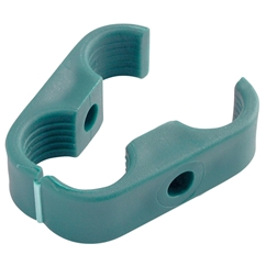 RSB Series O Clamps, Double Polypropylene, Outside Diameter: 6mm, Group 1