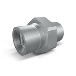 Hydraulic In-line Male Check Valve, VU MM 1 1/2