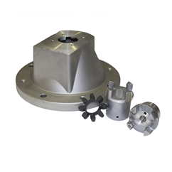 Hi-Low Pump Bell housing and drive coupling kit to suit 2.2KW motor 4 pole, 3-4KW motor either 2 or 4 pole to GPCBN