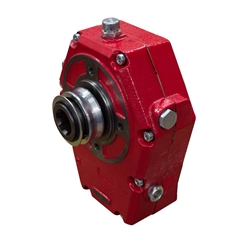 Hydraulic Series 70015 Cast Iron PTO Gearbox, Group 3, Female Shaft, Ratio 1:3 37Kw 121-70015-3