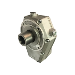 Hydraulic series 60000 PTO gearbox, group 2 Female shaft long, ratio 1:2 10Kw 33-60002-2