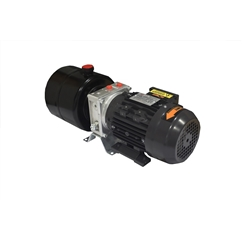 Flowfit Hydraulic AC Power unit, 110v, Single phase, P & T Circuit, 0.55Kw, 1.08L/min