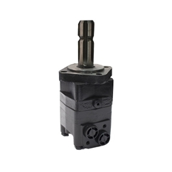 Hydraulic motor 80,8 cc/rev, 4-hole 32mm parallel keyed shaft, 1/2