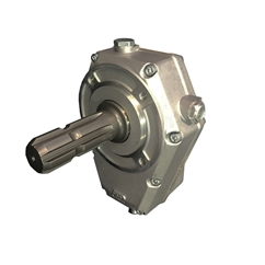 Hydraulic series 71000 PTO gearbox, group 3 Male shaft, ratio 1:3 20Kw 34-71001-4