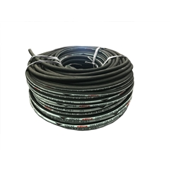 Hydaulic Hose, Standard 2 Wire 100R2AT, 1/4  Bore, QTY = Metres