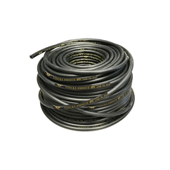 Reel of 2 Wire 100R2AT SMOOTH Hydraulic Hose, 1/4  Bore, 10 Metre Coil