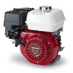 Honda 9.5 HP Single Cylinder 4 Stroke Air Cooled Petrol Engine, Electric Start, Horizontal Mount