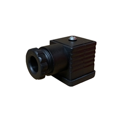 Black Connector Plug