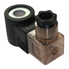 110V AC Coil to be used on Let Down Valves