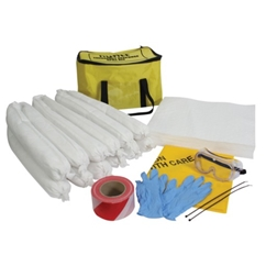 Carry Bag Spill Kit, Oil Only, Absorbency Per Pack 30 Litres