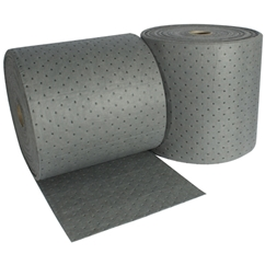 General Purpose Standard Perforated Dimple Roll, 2 x 40 Metre Rolls Per Pack, 40cm x 40mtr, Absorbency Per Pack 153 Litre
