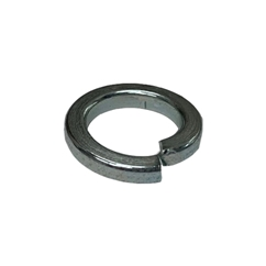M12 Square Cross Section Spring Washer BZP