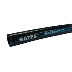 Gates Hydraulic Hose 4MXT Single Wire Hose with 2 Wire Capabilities, 1/4  Bore