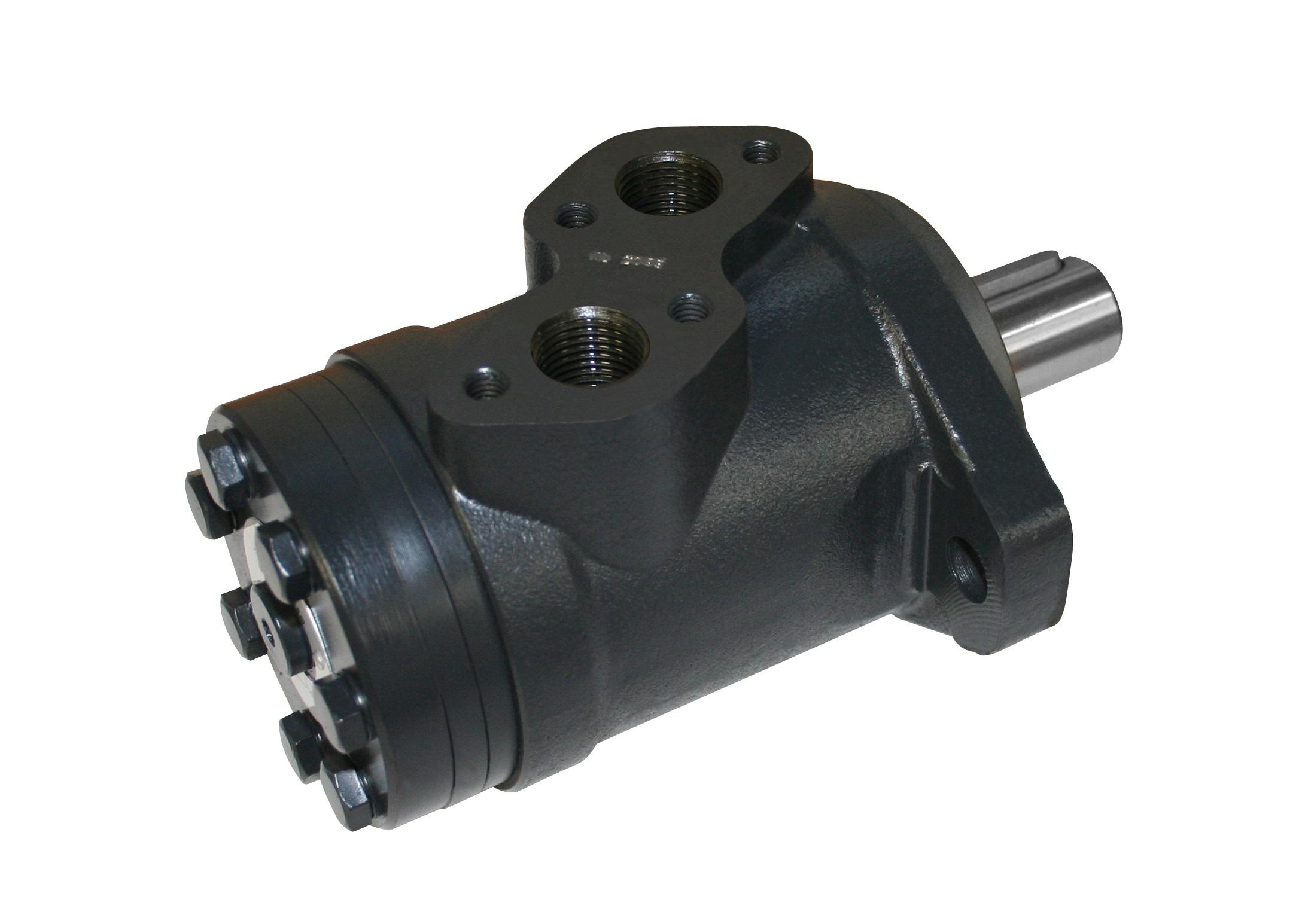 Hydraulic Motor 51 2 Cc Rev 25mm Parallel Keyed Shaft C W