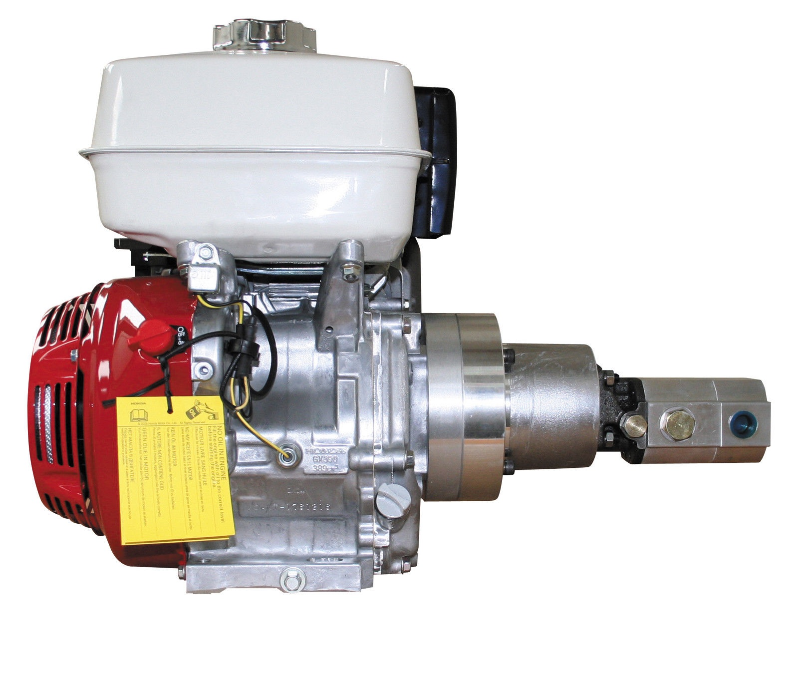 Quot Honda Petrol Engine Hydraulic Pump Set 13hp 24 L Min
