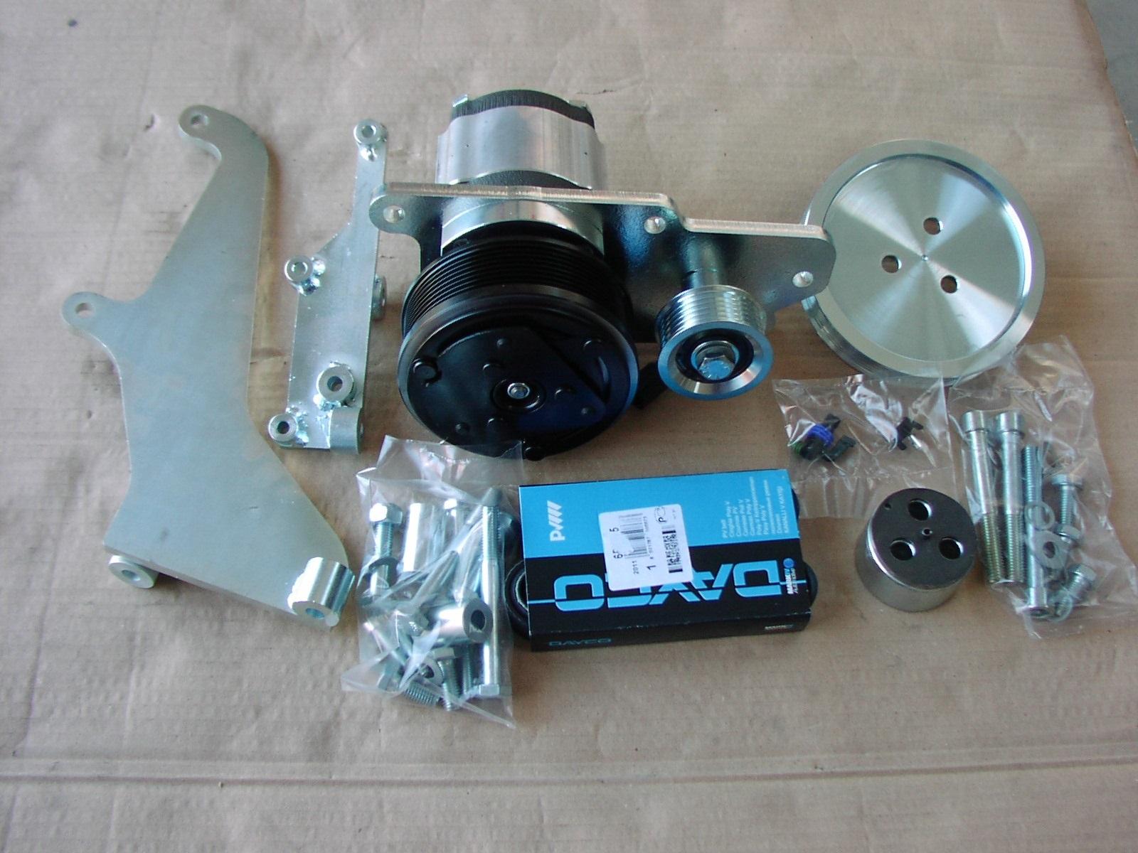 Sprinter Pto And Hydraulic Pump Kit 12v 60nm Mer02mb102