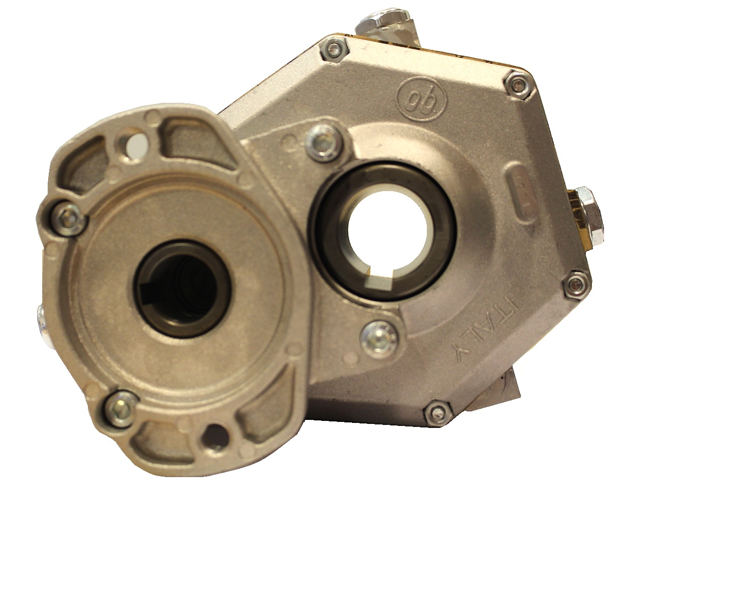 Real on 3 Shaft Gearbox
