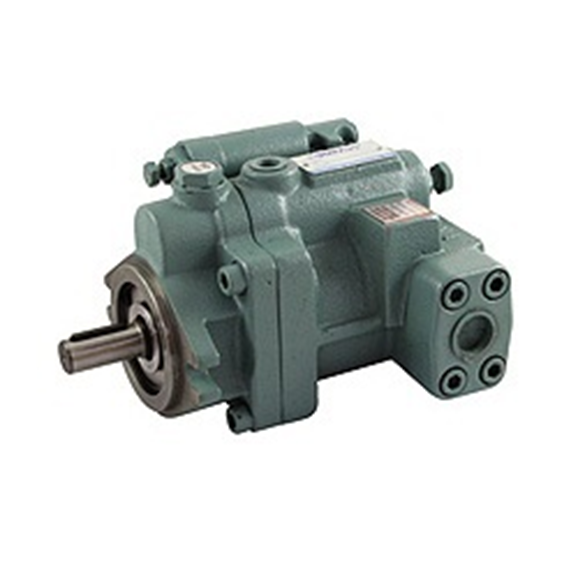 Variable displacement hydraulic piston pump 22CC manual compensator 30-215 Bar, max pressure 255 Bar