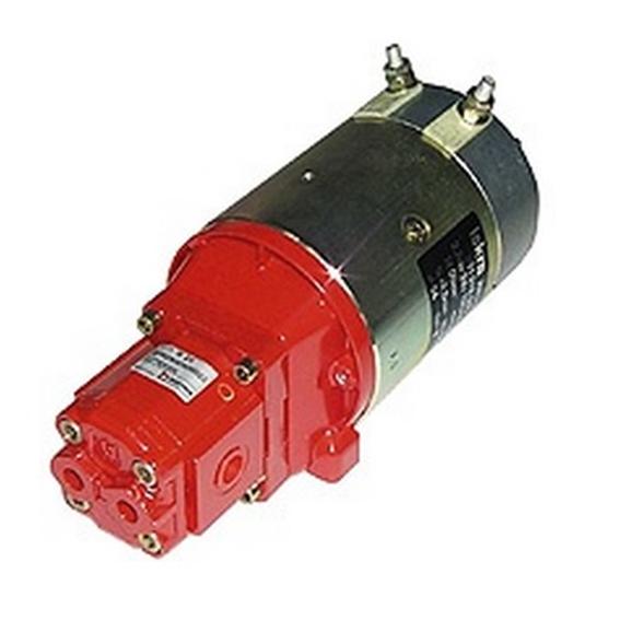 Et electric 24vdc motor pump set continuous duty cycle for Electro craft corporation dc motors