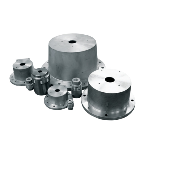 Bell housing to suit group 1 gear pump. 2.2-4Kw Electric motor size B5 4 pole Kw rating, motor frame D100/D112.