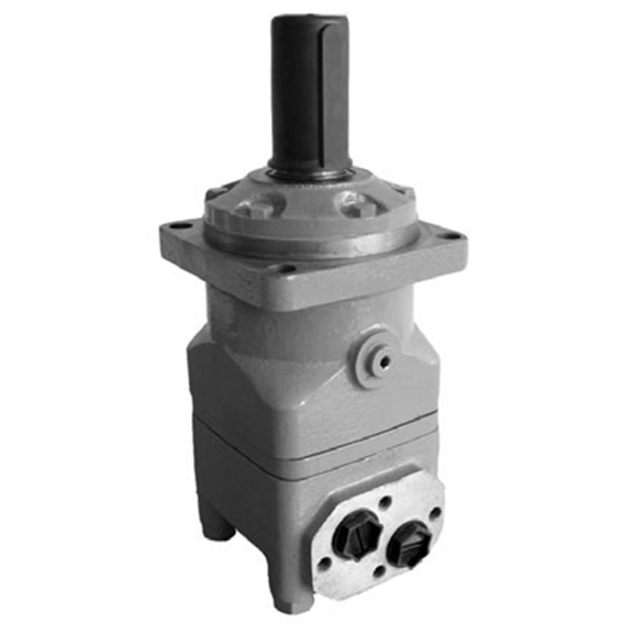 Hydraulic motor 401,8 cc/rev, tapered shaft 1:10
