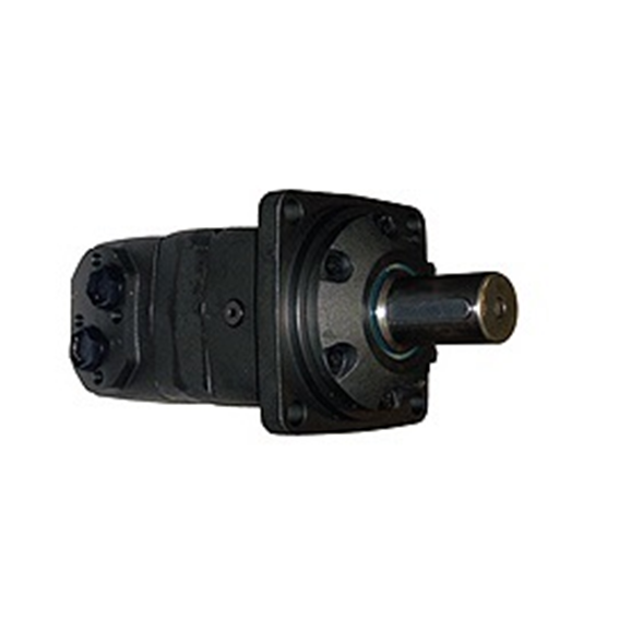 M+S Hydraulic Motor, 400 CC/Rev 4 bolt mount, 40mm straight keyed shaft