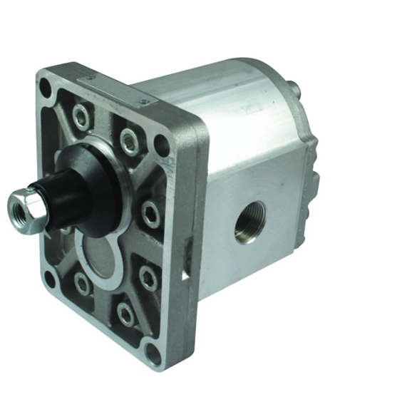 Hydraulic Group 3 gear motors, Clockwise 61.1CC