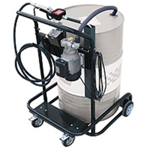 Clean oil transfer systems 240V. For oil, comes with pressure switch